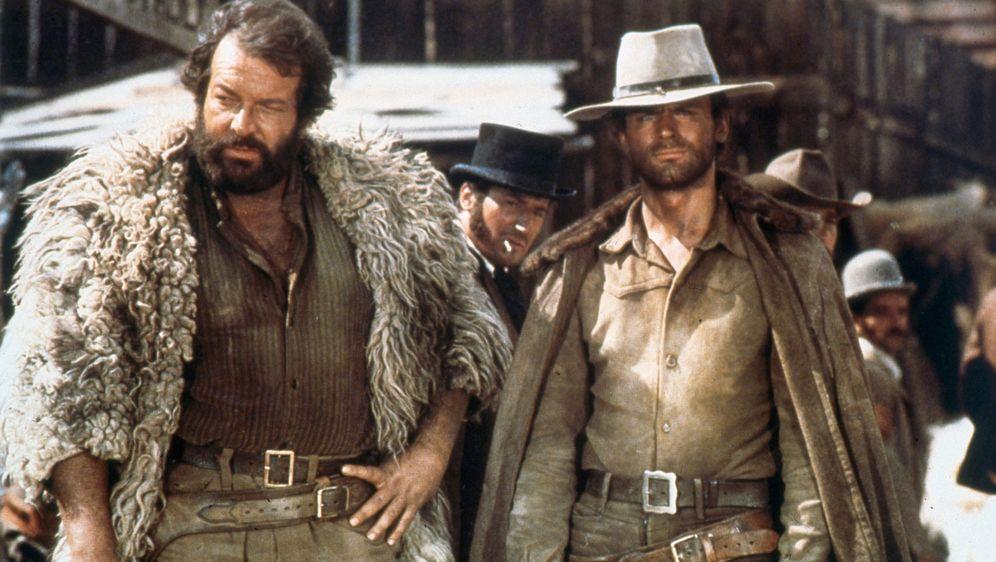Die 10 erfolgreichsten Filme mit Bud Spencer und Terence Hill